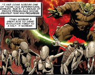 Demon Lords of Stasis (Earth-616)