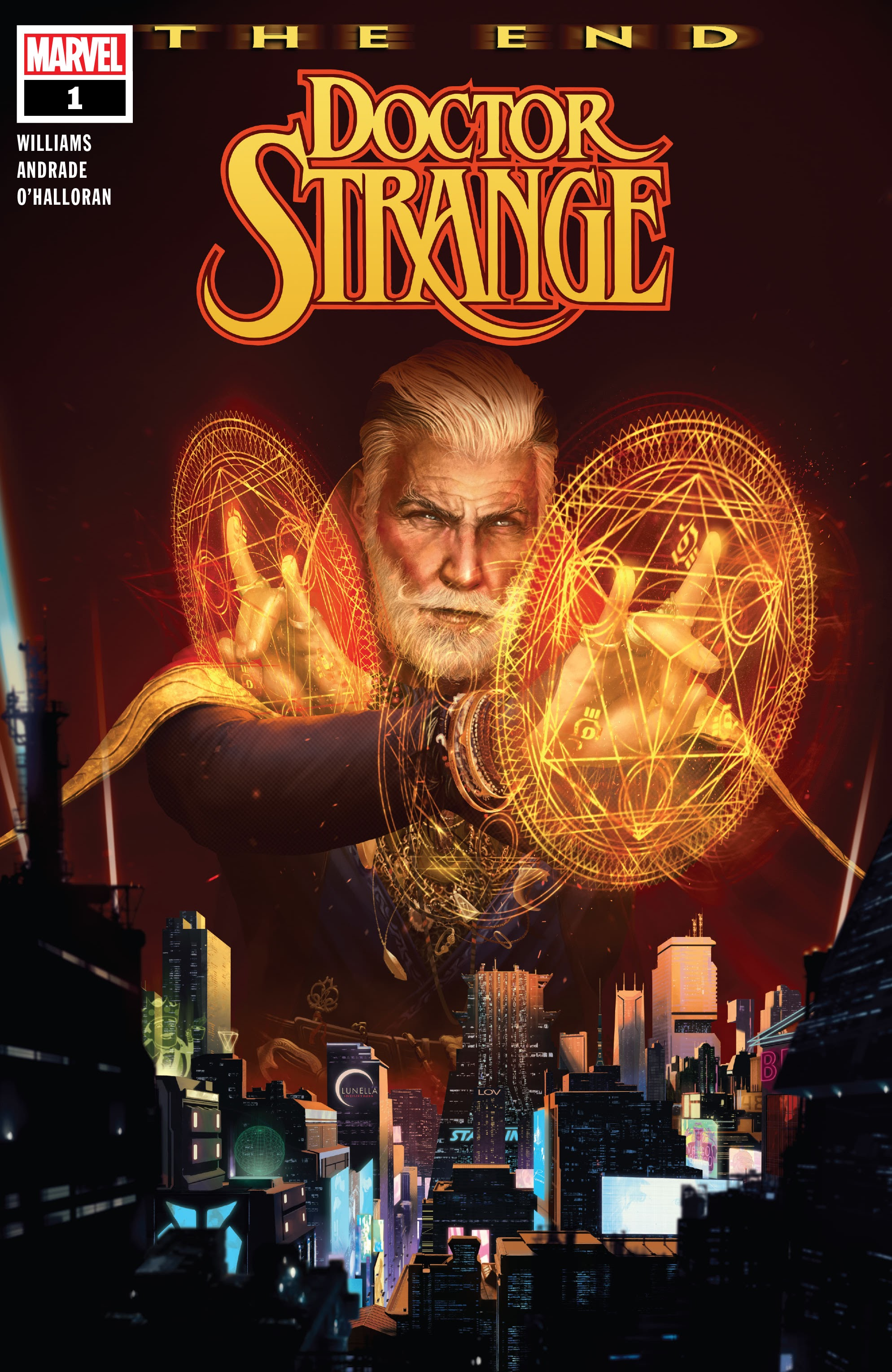 Doctor Strange: The End Vol 1 1