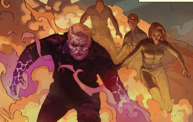 Fantastic Four (Earth-15513)/Gallery