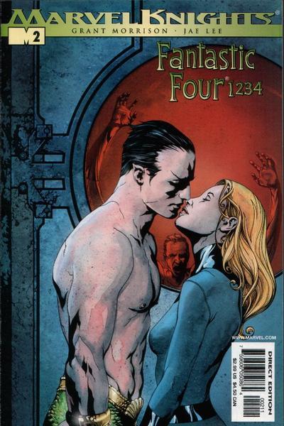 Fantastic Four: 1 2 3 4 Vol 1 2