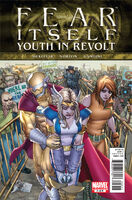 Fear Itself Youth in Revolt Vol 1 2