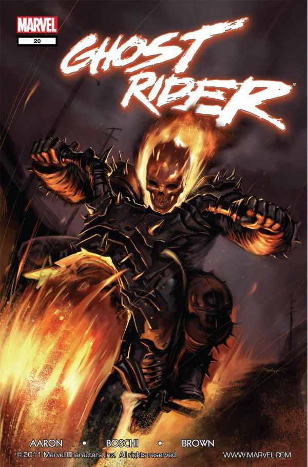 Ghost Rider Vol 6 20
