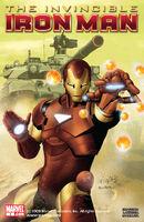 Invincible Iron Man Vol 2 2