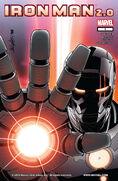 Iron Man 2.0 Vol 1 9