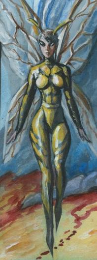 Janet Van Dyne (Earth-12091)