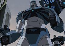 Mandroid Armor (Earth-8096)
