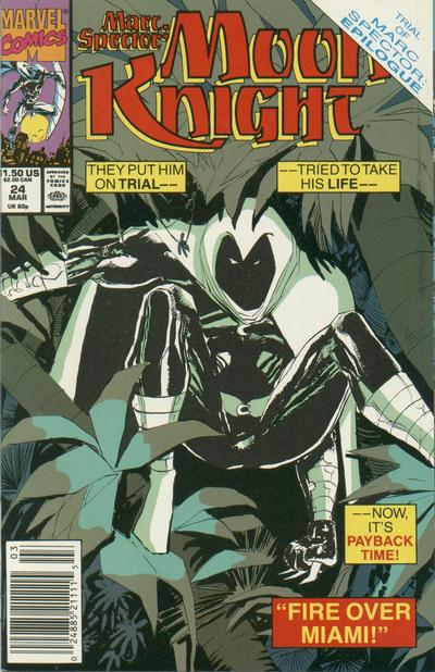 Marc Spector: Moon Knight Vol 1 24