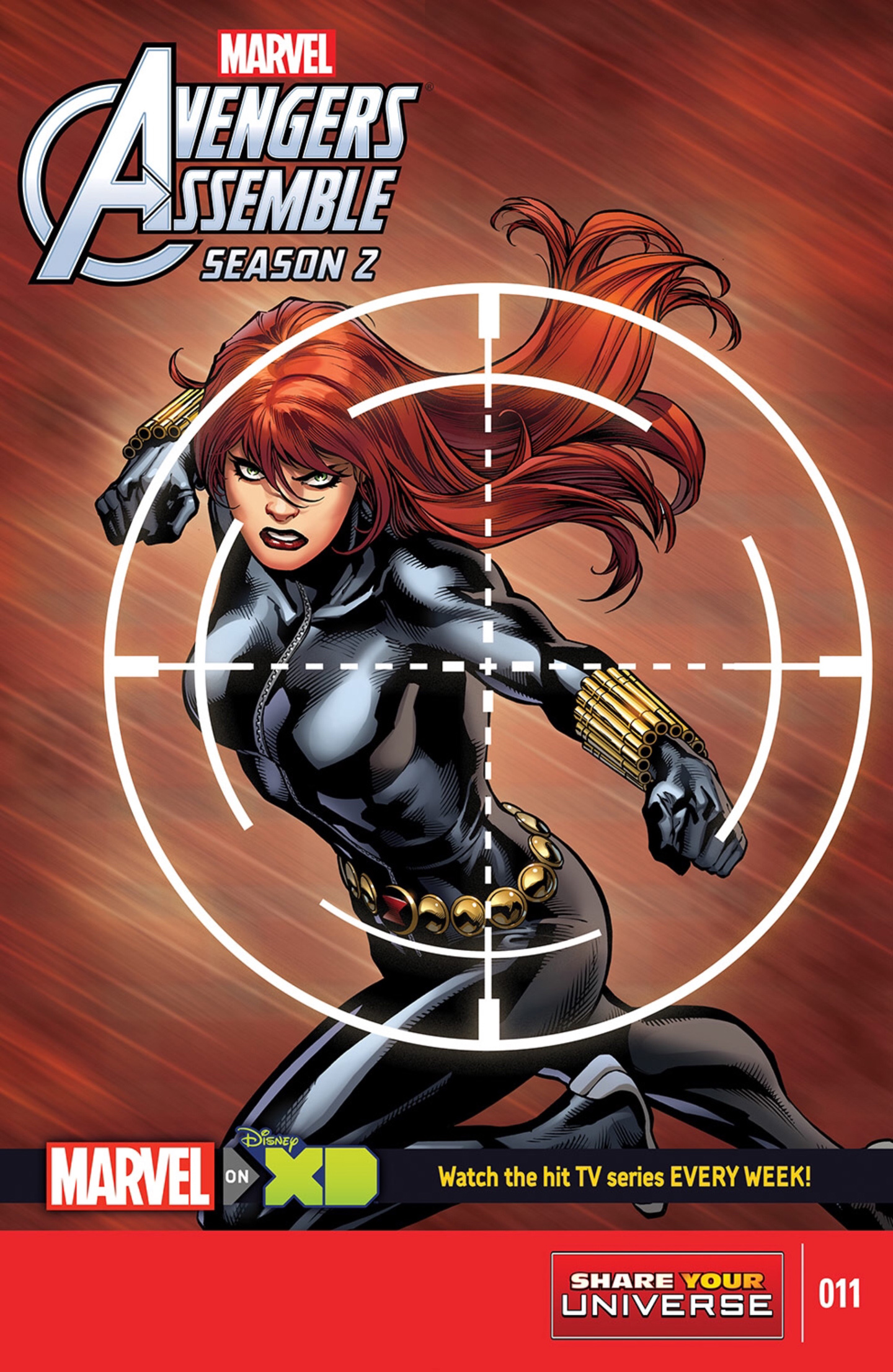 Marvel Universe Avengers Assemble Season Two Vol 1 11