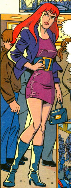 Mary Jane Watson (Earth-TRN566)