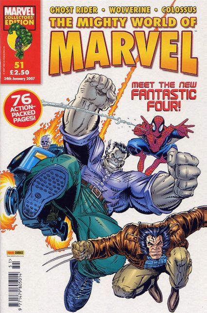 Mighty World of Marvel Vol 3 51