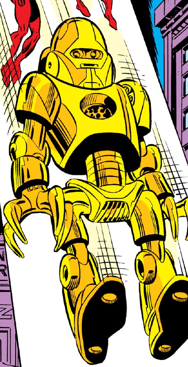 Mortoid (Earth-616)