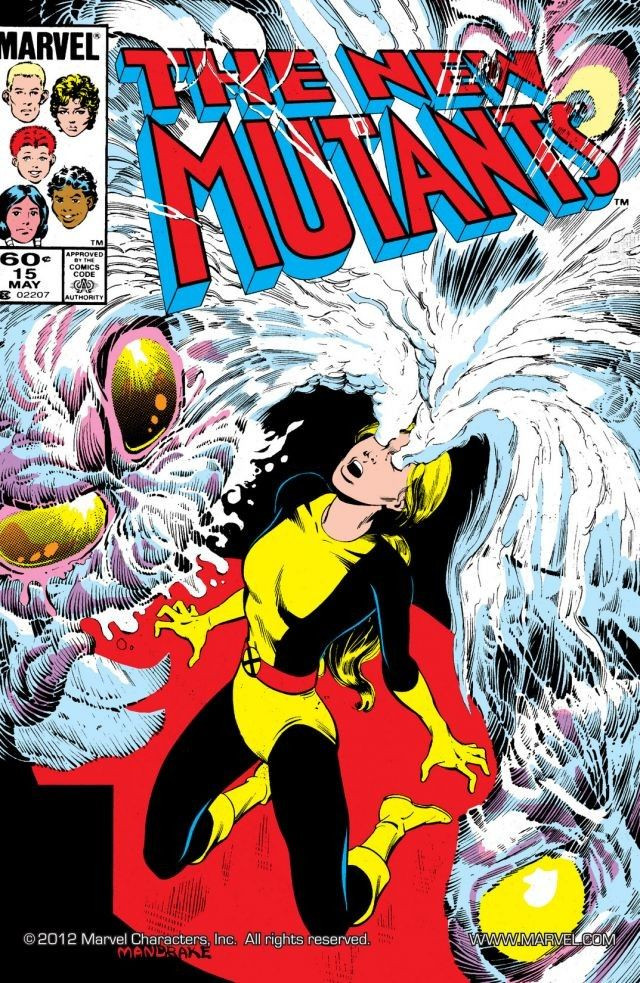 New Mutants Vol 1 15
