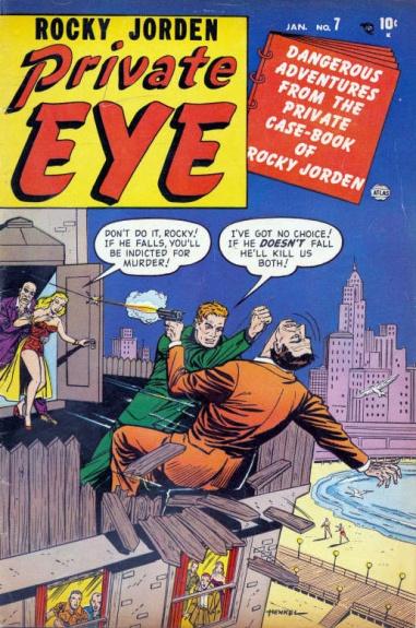 Private Eye Vol 1 7