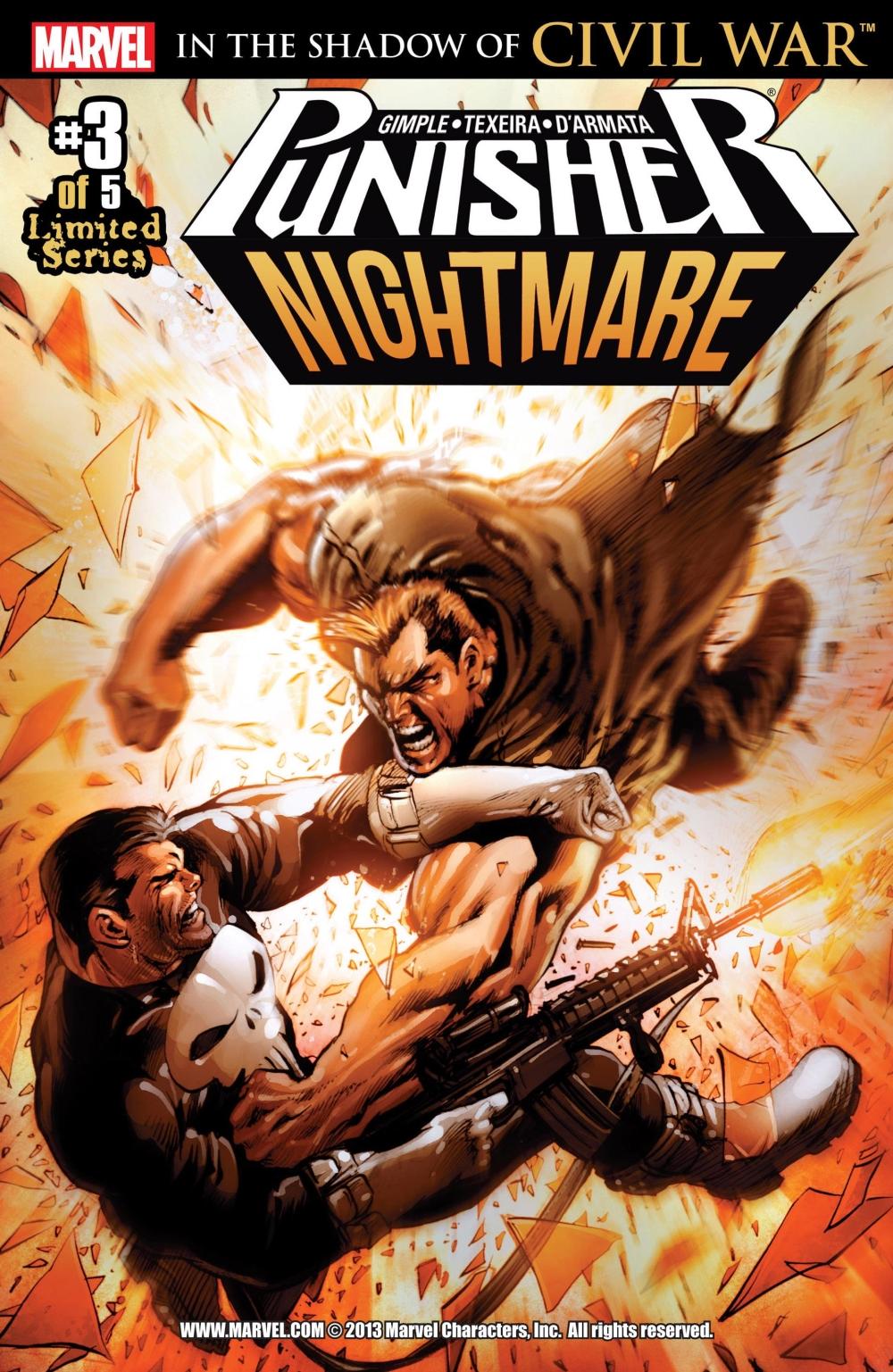 Punisher: Nightmare Vol 1 3