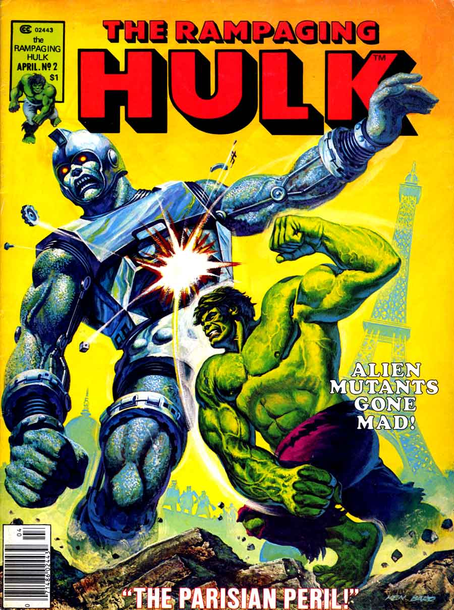 Rampaging Hulk Vol 1 2