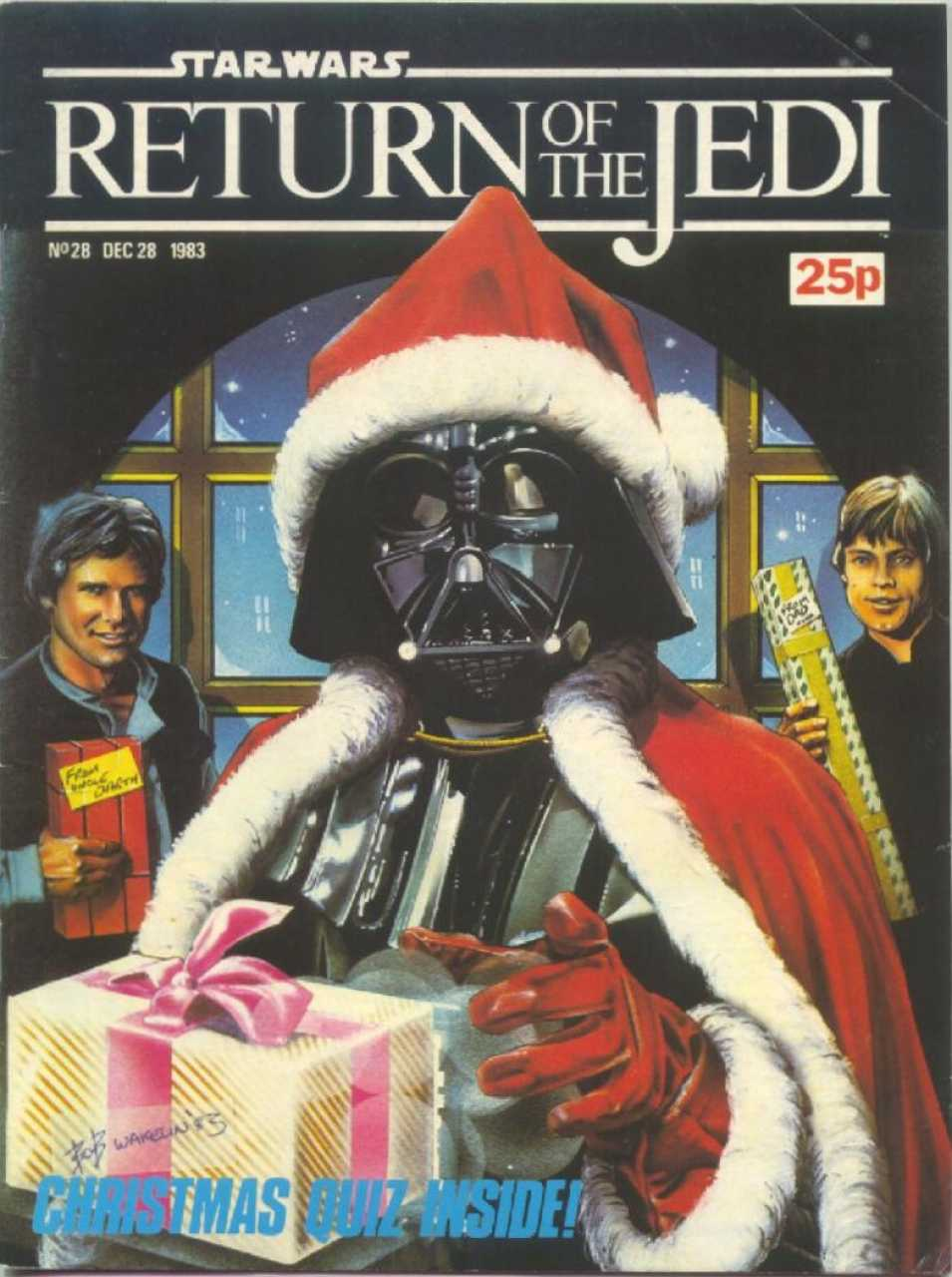 Return of the Jedi Weekly (UK) Vol 1 28