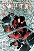 Scarlet Spider Vol 2 1