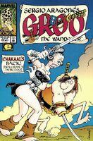 Sergio Aragonés Groo the Wanderer Vol 1 89