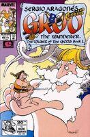 Sergio Aragonés Groo the Wanderer Vol 1 96