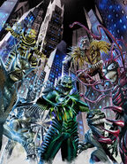 Sinister Six (Earth-11714) from Spider-Man Turn Off the Dark 0001