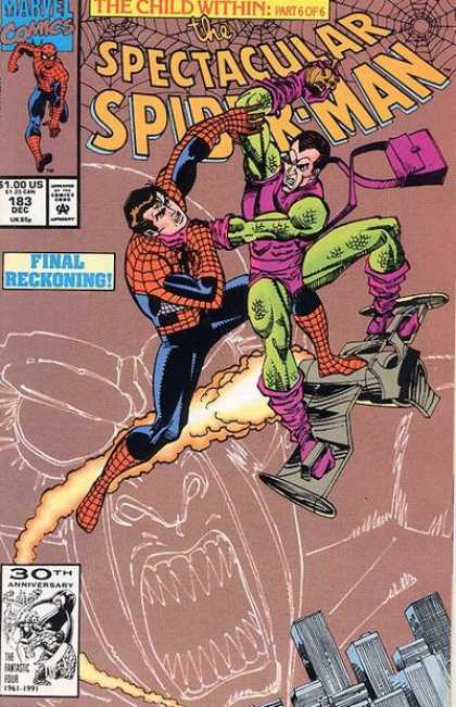 Spectacular Spider-Man Vol 1 183