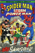 Spider-Man, Storm and Power Man Vol 1 1