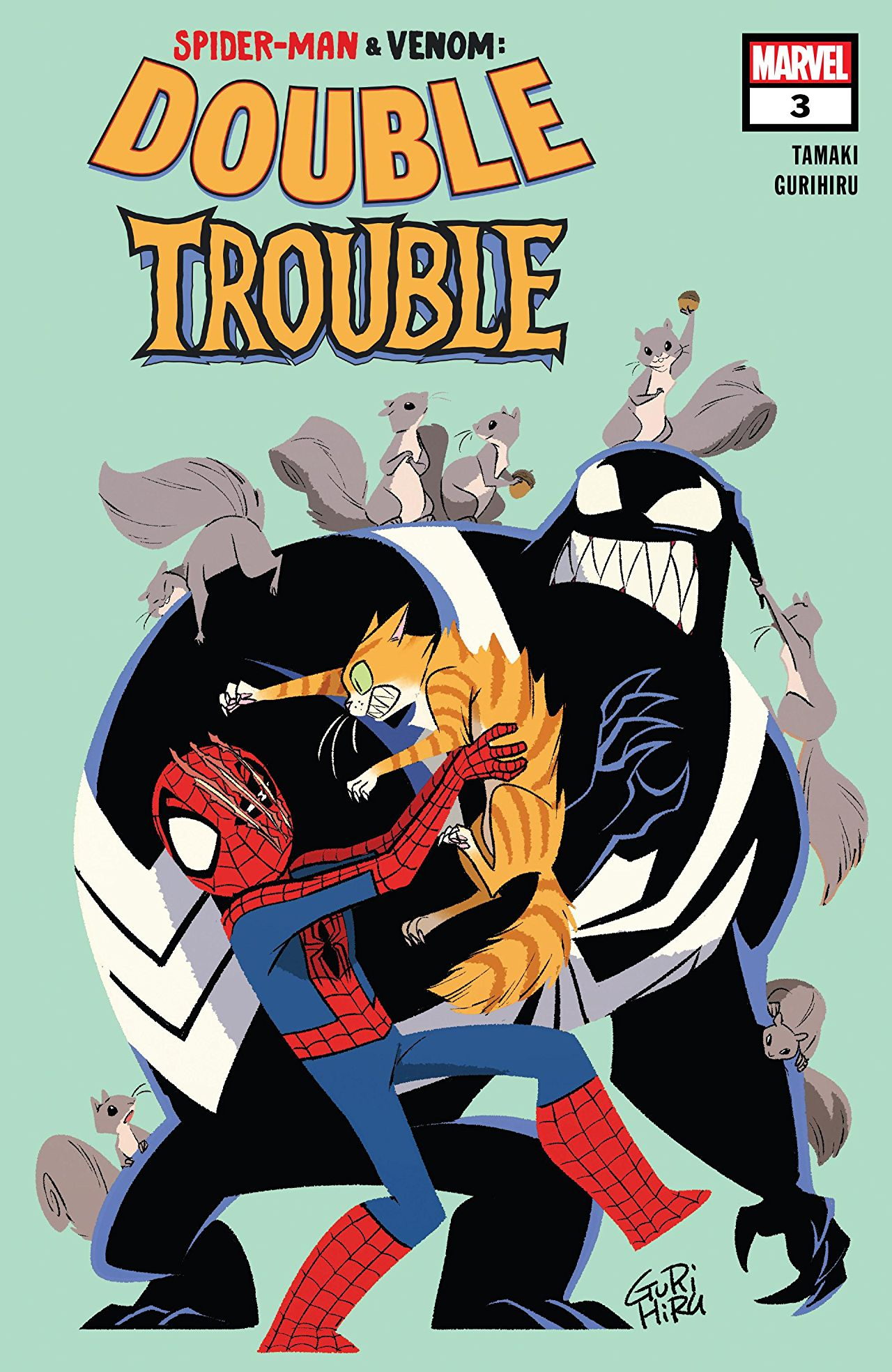 Spider-Man & Venom: Double Trouble Vol 1 3