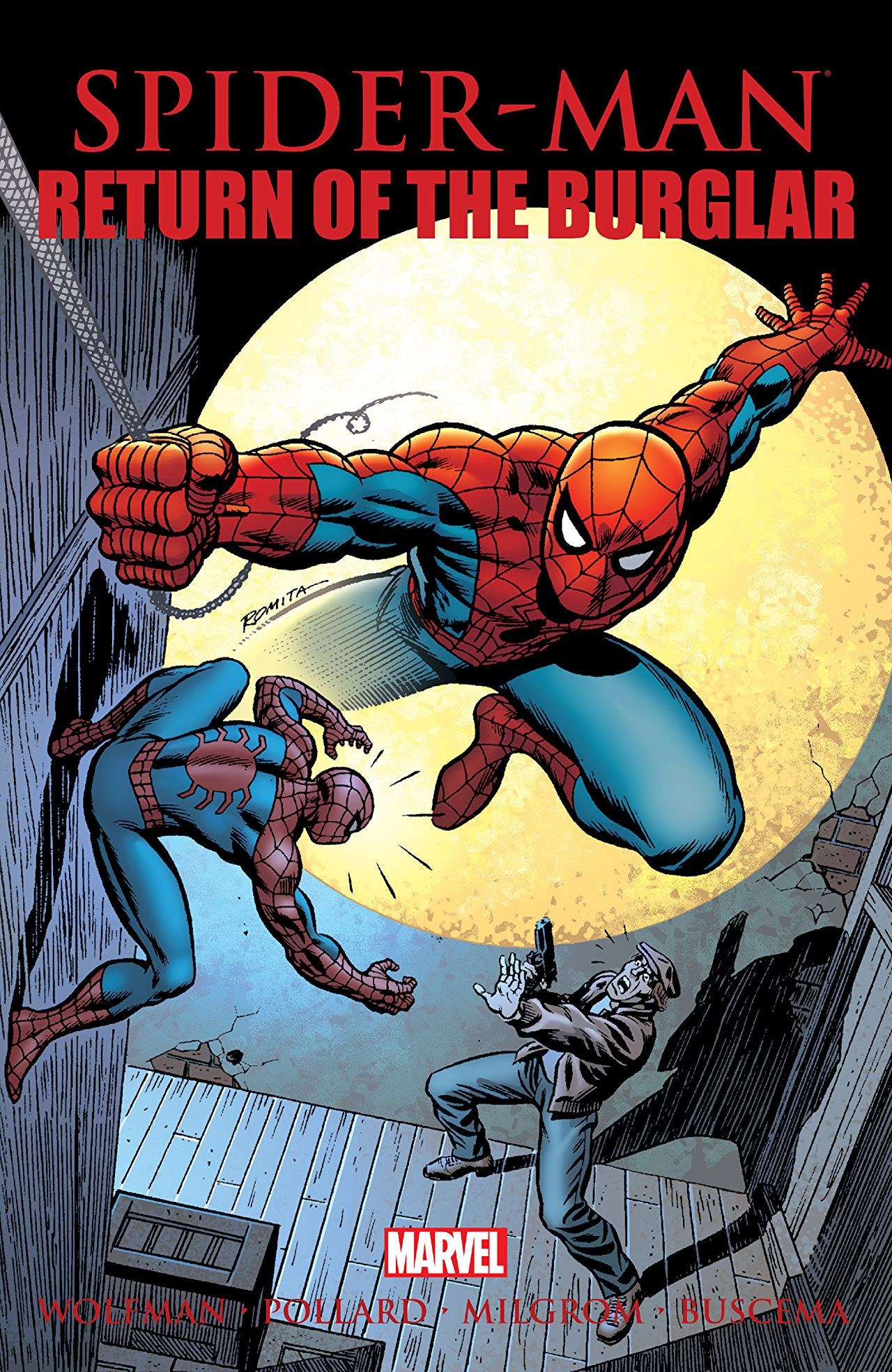Spider-Man: Return of the Burglar TPB Vol 1 1