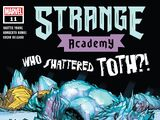 Strange Academy Vol 1 11