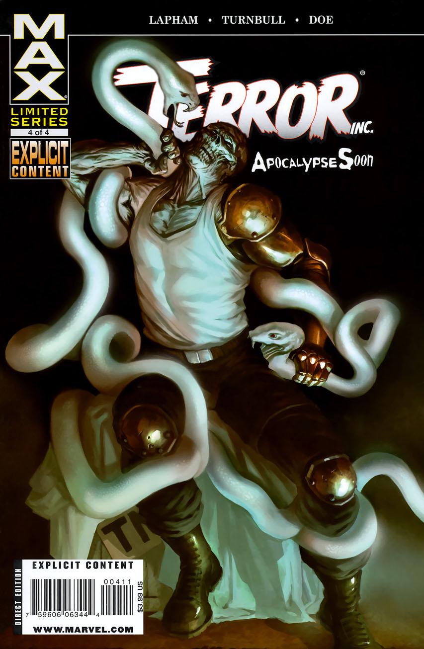 Terror, Inc. - Apocalypse Soon Vol 1 4