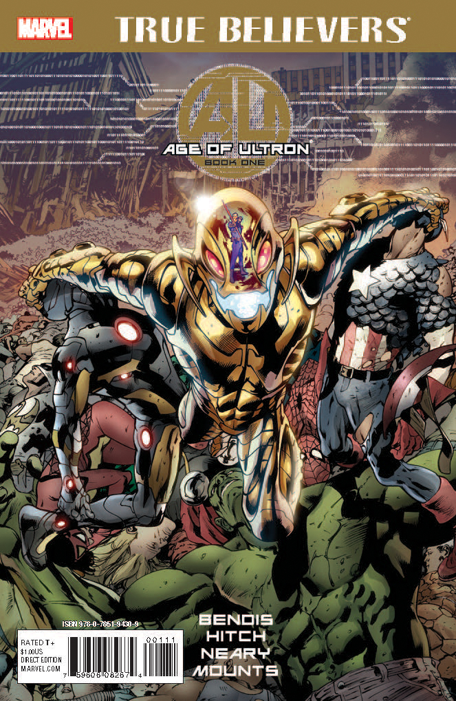 True Believers: Age of Ultron Vol 1
