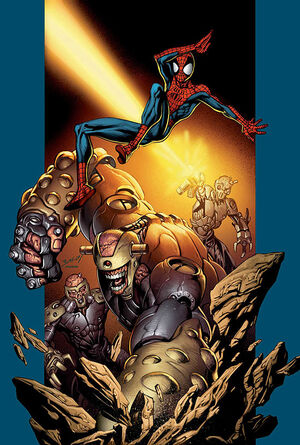 Ultimate Spider-Man Vol 1 94 Textless.jpg