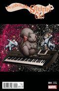 Unbeatable Squirrel Girl Vol 2 4 Deadpool Variant