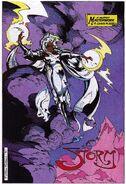 Uncanny X-Men Annual Vol 1 16 Pinup 2