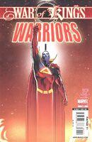 War of Kings Warriors Vol 1 1