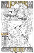 Wolverine Origins -05 - Phoenix Comicon 2006 Variant Cover