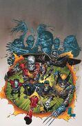 X-Men Deadly Genesis Vol 1 1 Textless