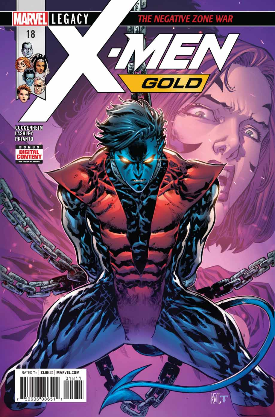 X-Men: Gold Vol 2 18