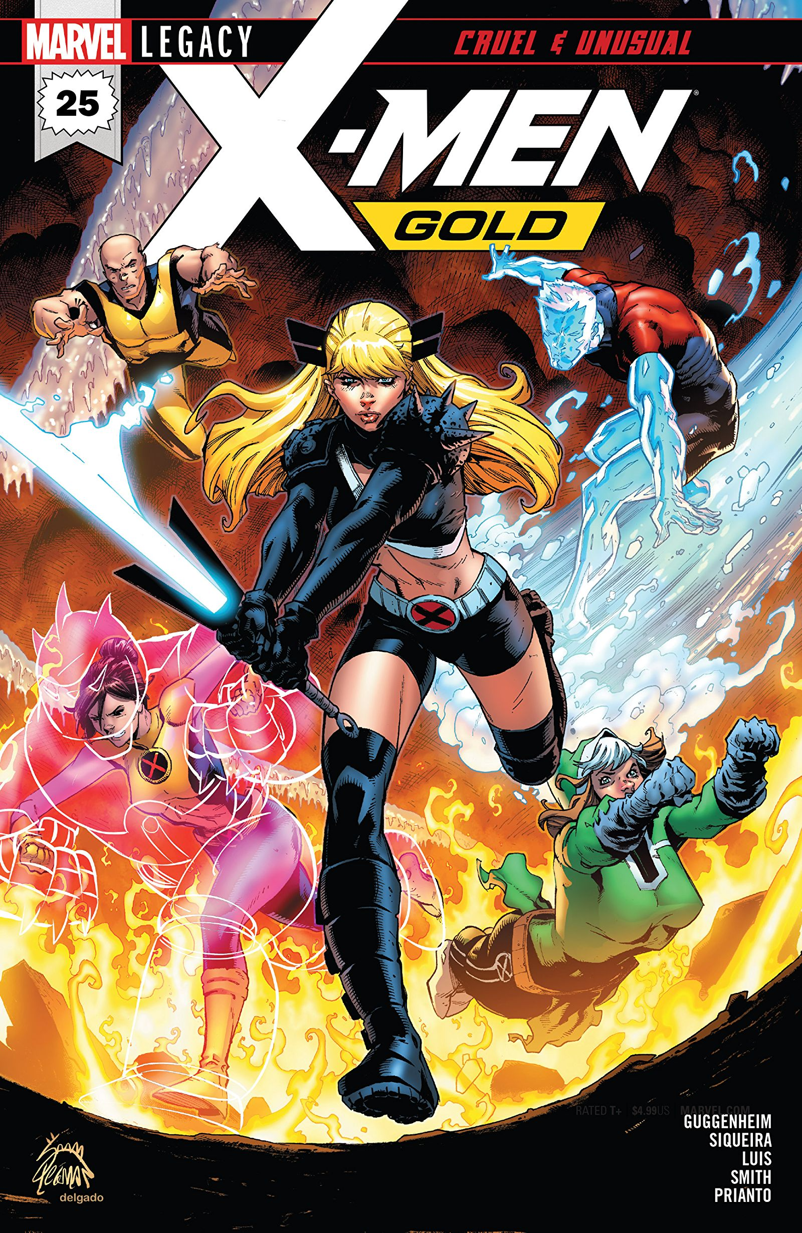 X-Men: Gold Vol 2 25