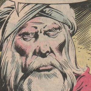 Ali Maksoud (Earth-616)