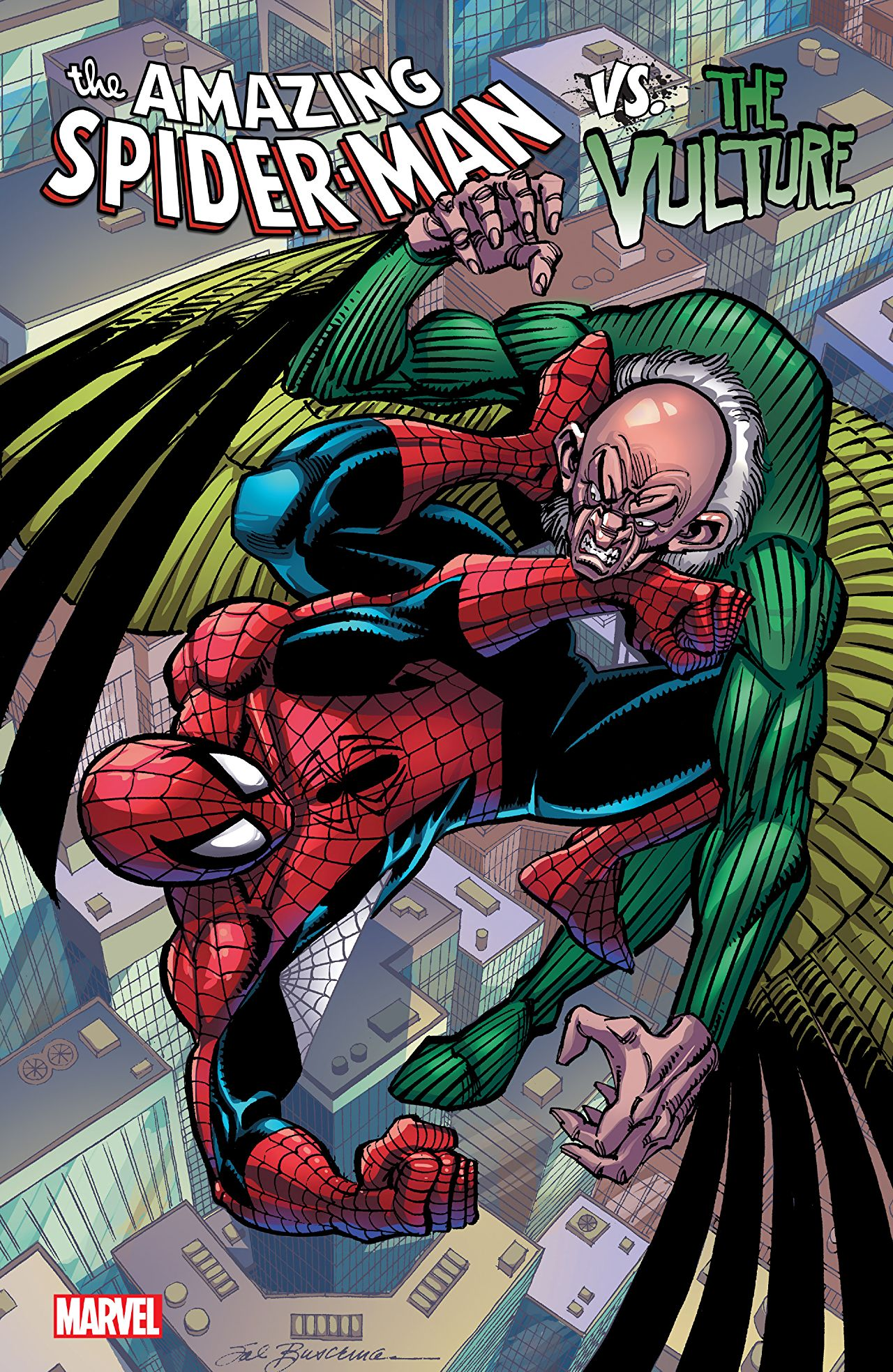 Amazing Spider-Man vs The Vulture TPB Vol 1 1