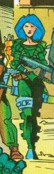 Athena (Warheads) (Earth-616)