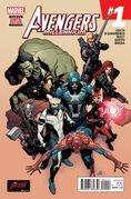 Avengers Millennium Vol 1 1