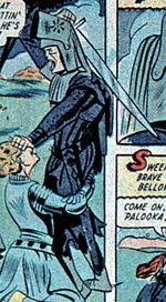Black Knight (Tommy Tyme Foe) (Earth-616)