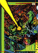 Bruce Banner (Earth-616) from Marvel Universe Cards Series IV 0001