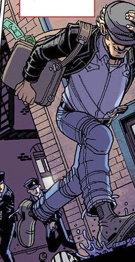 Burglar (Earth-16220)