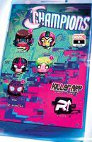 Champions Vol 4 8