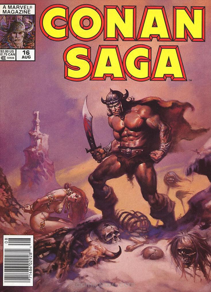 Conan Saga Vol 1 16