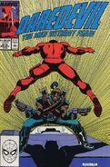 Daredevil Vol 1 273