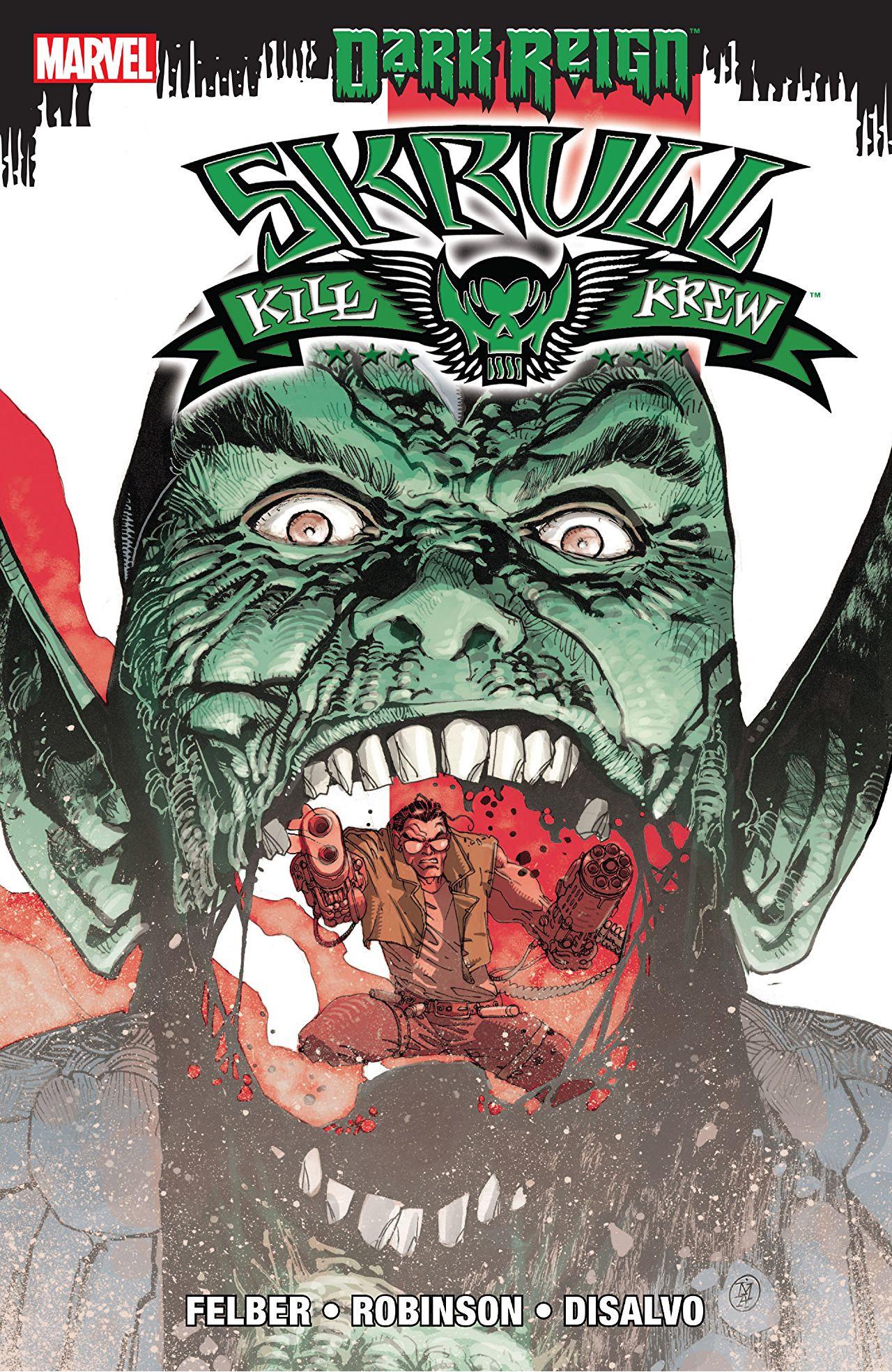 Dark Reign: Skrull Kill Krew TPB Vol 1 1